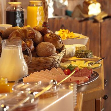 Frühstück auf Föhr